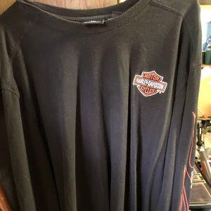 Longsleeve Harley Davidson shirt